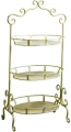 Etagere Shabby Chic Antique antikweiss