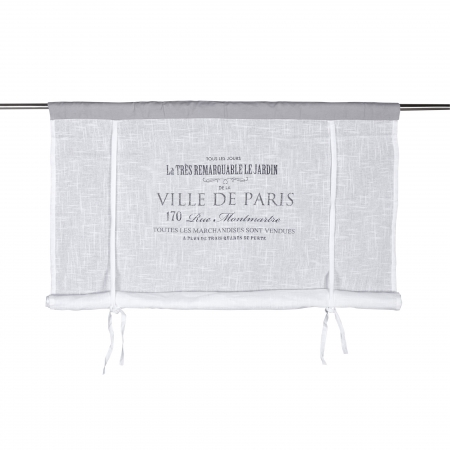 Raffgardine Franske Curtains Paris