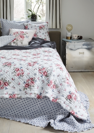 Kissen Cushion GreenGate Elesabeth white