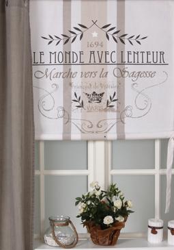 affgardine weiss beige creme baumwolle cotton shabby landhaus romantische gardine. Black Bedroom Furniture Sets. Home Design Ideas