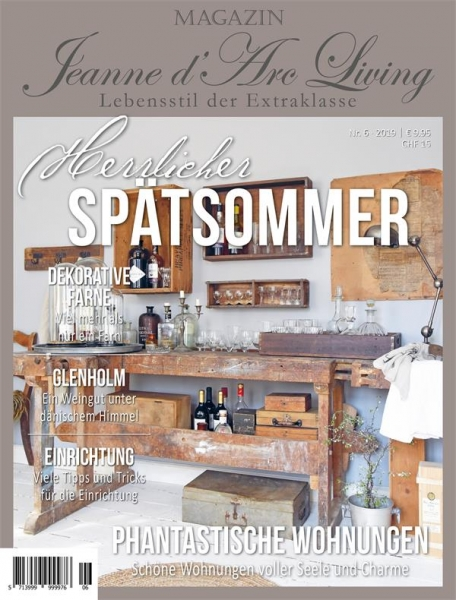 JDL Magazin 06 2019 August  Deutsch