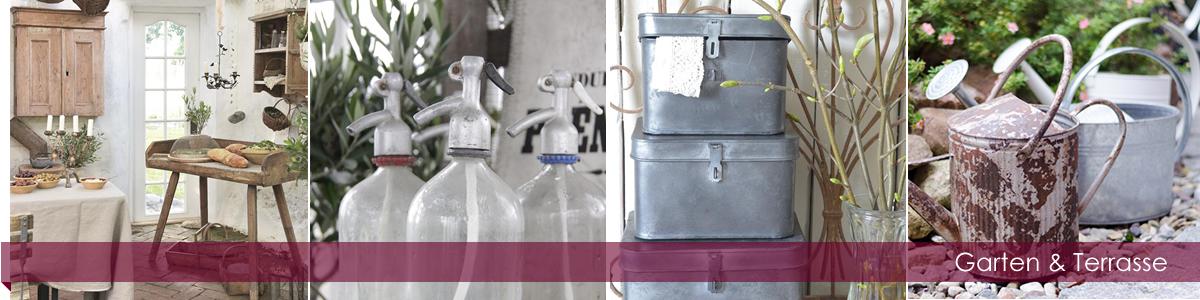 Wohnflair.com - Shabby Chic Deko Shop: Möbel, Accessoires und ...